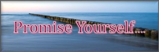 Promise Yourself Blog Header