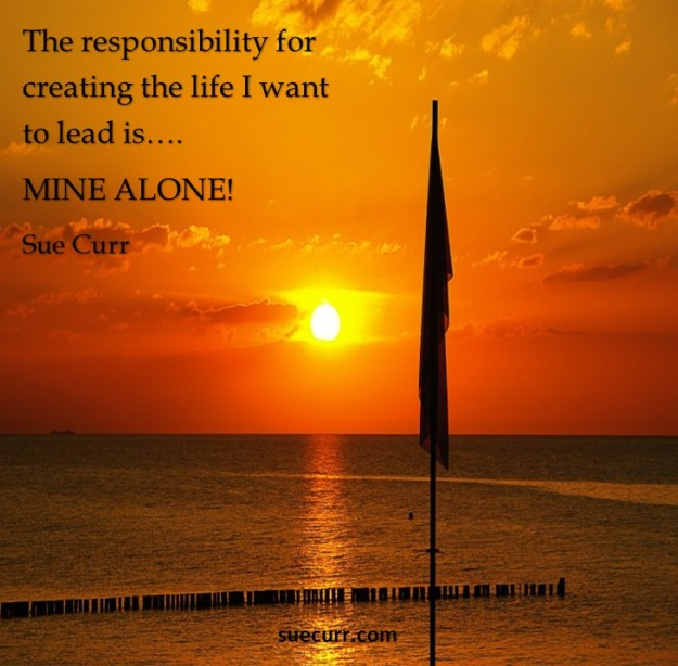The responsibility for